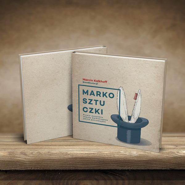 BrandDoctor | Książka BrandDoctora - Markosztuczki 1