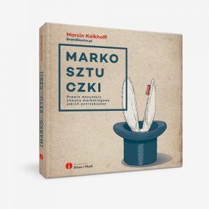 BrandDoctor.pl książka Markrosztuczki