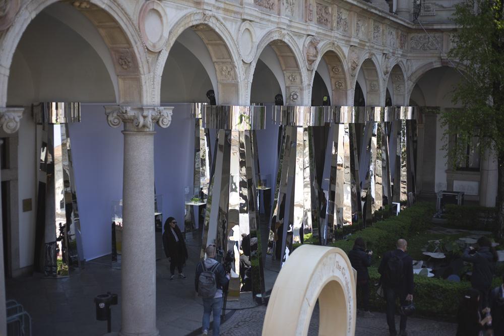 BrandDoctor | Wystawa? Zamiast Targów? KROSNO D'SIGN w Mediolanie podczas FuoriSalone. 4